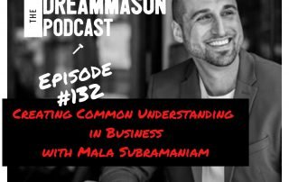 DreamMason Podcast Interview Alex Terranova and Mala Subramaniam