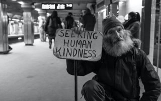 Seeking Human Kindness - Photo by Matt Collamer on Unsplash