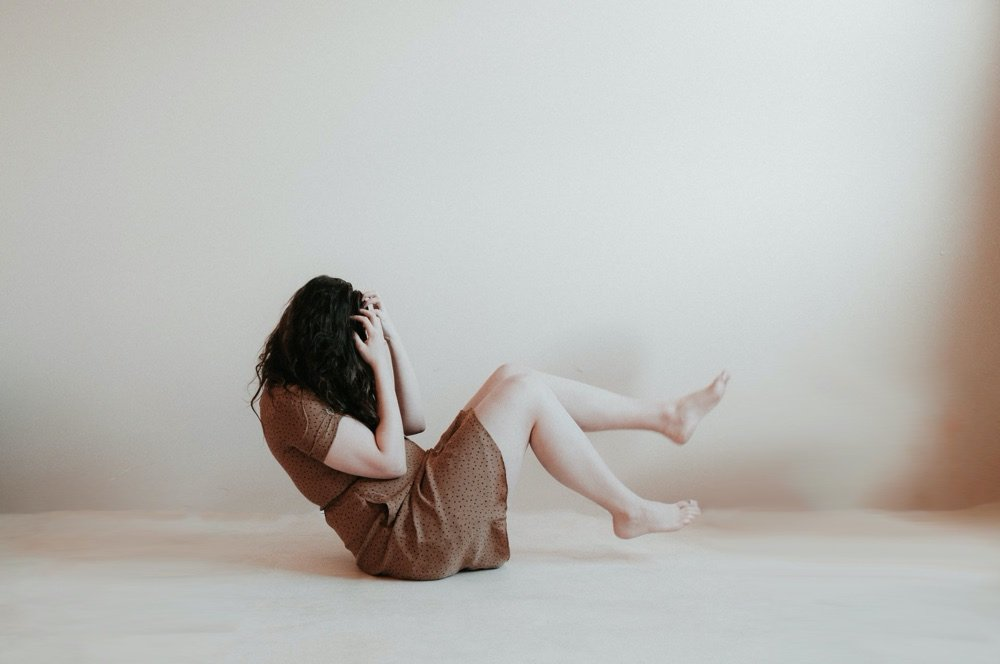 Anxiety - Photo by Priscilla Du Preez on Unsplash