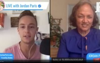 Jordan Paris interviews Mala Subramaniam